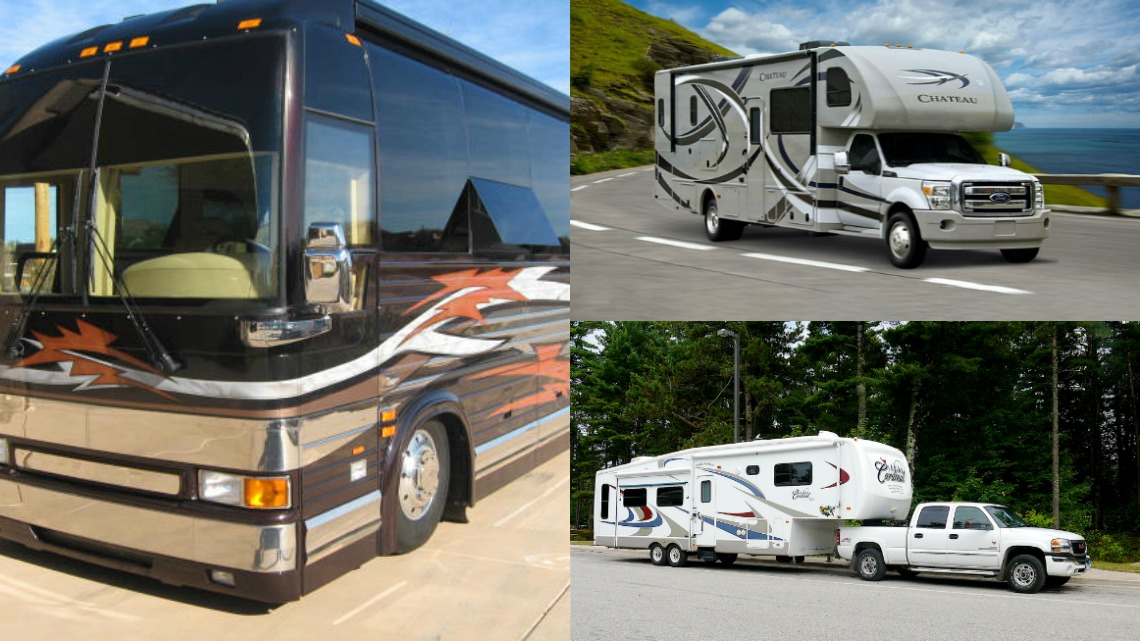 Different Types Of Rvs Your Home On Wheels Rv Obsession