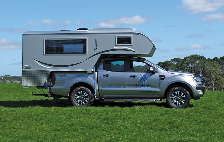 Different Types of RVs - There are so many different RV types and they're called different names all over the world! Which makes it a little tricky for those of us not in the US (i.e. NZ! :-)) This article lists out all the different variations. Truck camper