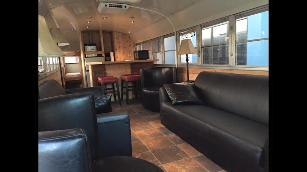 School bus conversions - when they're done right, they can look oh-so-right! These school bus conversions have taken what is often old, rickety and very much used, and turned it into a beautiful, comfortable and quite large (!) home on wheels.