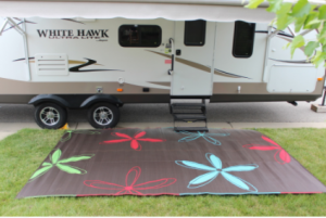 ae awnings trailer travel awning replacement fabric rv mats repla instructions