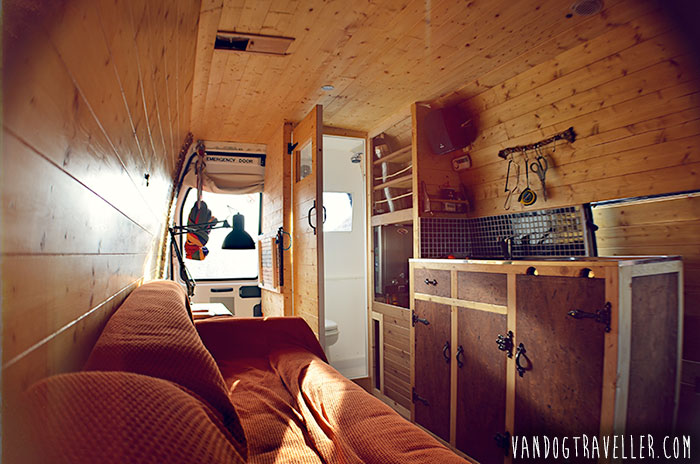 Sprinter Van Conversions - I love the idea of living so small and mobile, but with all the creature comforts of home. Converting a sprinter or cargo van means that you can set up your home on wheels in exactly the way that you want it, with all the things that are important to you.