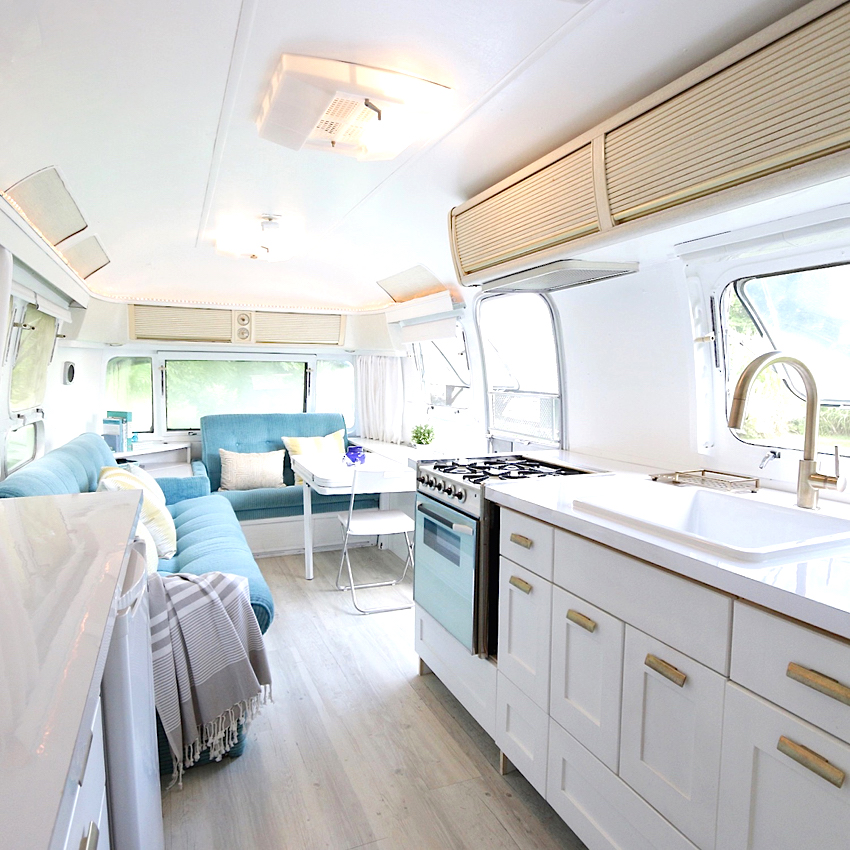 Ideas For Decorating Table And Kitchen In Rv