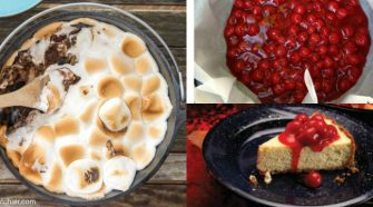 These Dutch Oven Campfire Recipes will make your camping trip delicious with desserts! Try out these wonderful recipes for a sweet treat at the end of an adventurous day. Perfect for sharing with friends, both old and new. Easy Camp Dutch Oven Coffee Cake