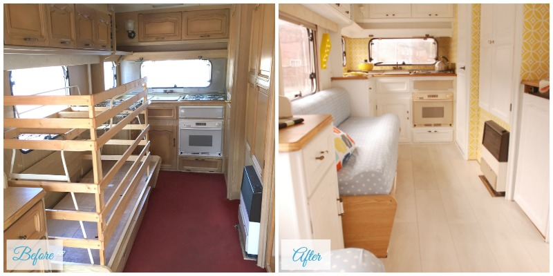 Travel Trailer Renovations Rv Obsession