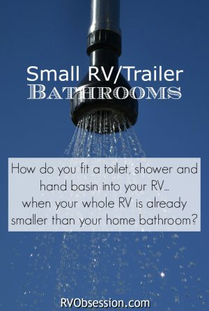 ... Small RV / Trailers Bathroom Ideas   When Youu0027ve Only Got A Small Space