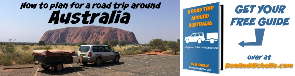Are you planning a road trip around Australia? Grab your free beginners guide to getting set up. 50 pages packed with all the information to get planning your trip.