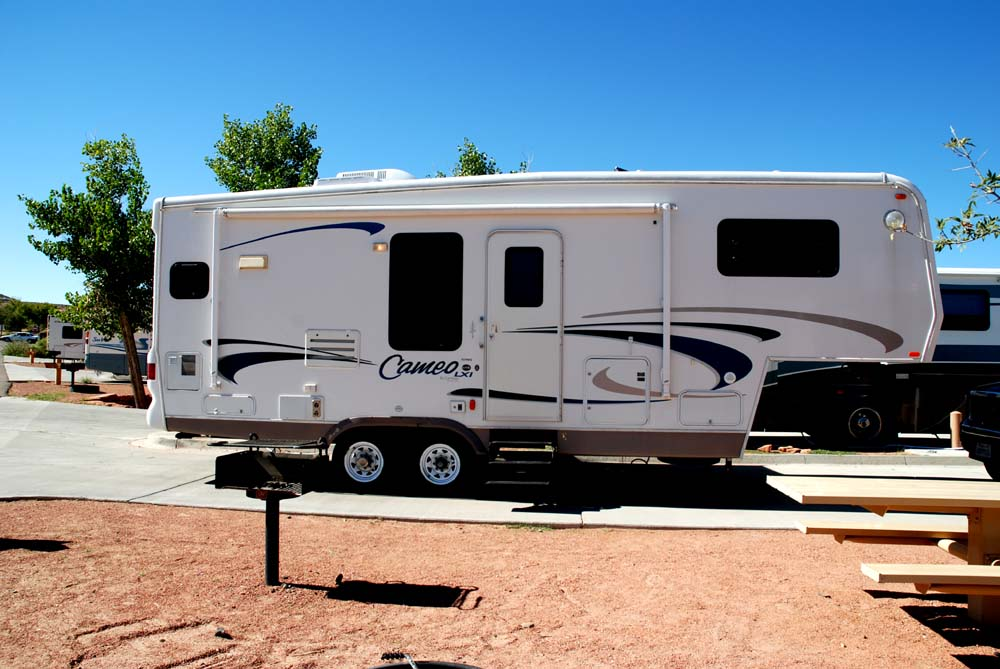RVObsession - Fifth Wheel Renovations - Check out these fabulous fifth wheel renovations.