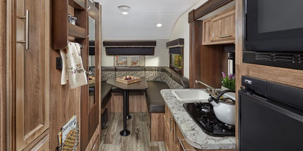 Small Campers That Have Everything You Need Rv Obsession