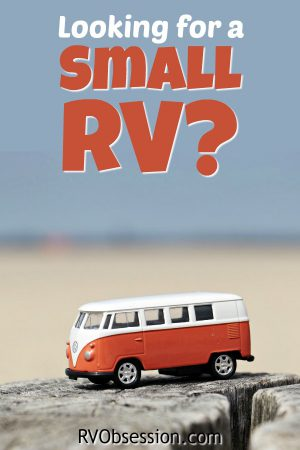 If you're looking for a small compact RV you might be better to start your search outside of the USA. In Australasia and Europe they have a lot bigger selection of RVs that are small, nimble and fuel efficient. While still giving you all the amenities you need from an RV.