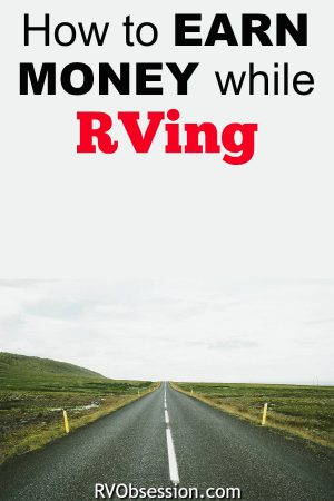 If you're asking the question of 'How to earn money while RVing' then it's an important qeustion! In this article we talk about the different ways you can make money while still enjoying life on the road.