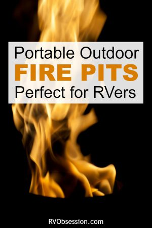 Enjoy the benefits of a campfire with the safety of these portable outdoor fire pits. Click here to see the different types of portable fire pits available. From collapsible to off-the-ground, these fire pits are all portable and for use outdoors.