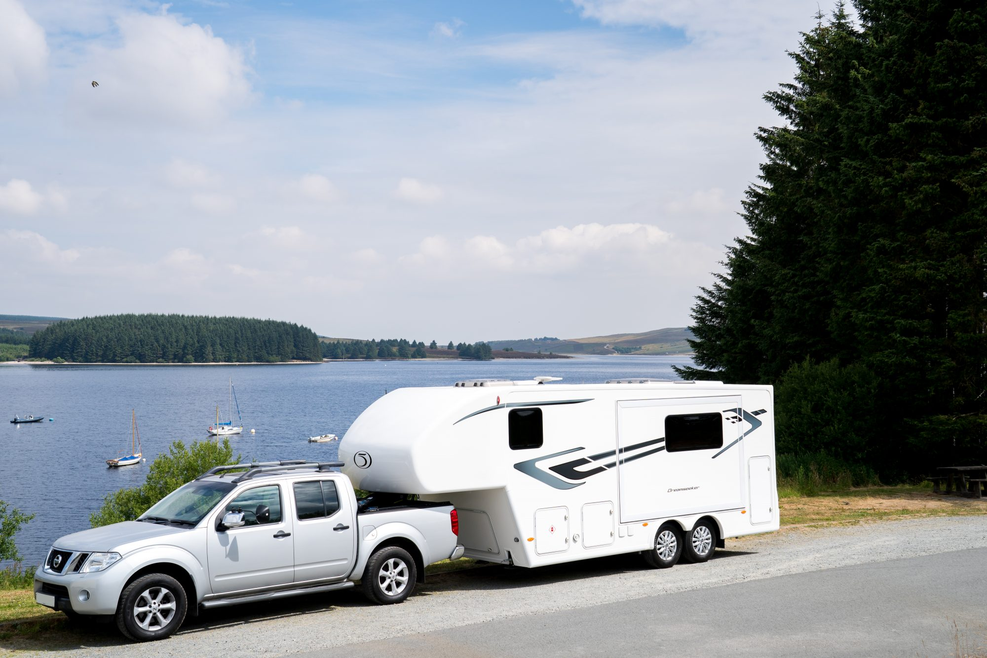 Fifth Wheel Co Dreamseeker side profile