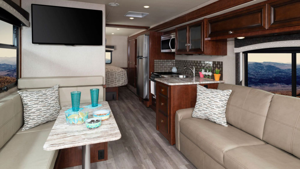 RV Interiors | Are there any that look modern? | RV Obsession