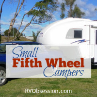 small fifth wheel campers