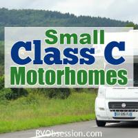 small class c motorhomes