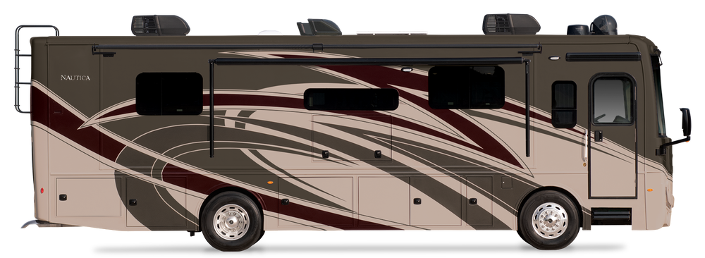 Holiday Rambler Nautica 35QZ exterior view