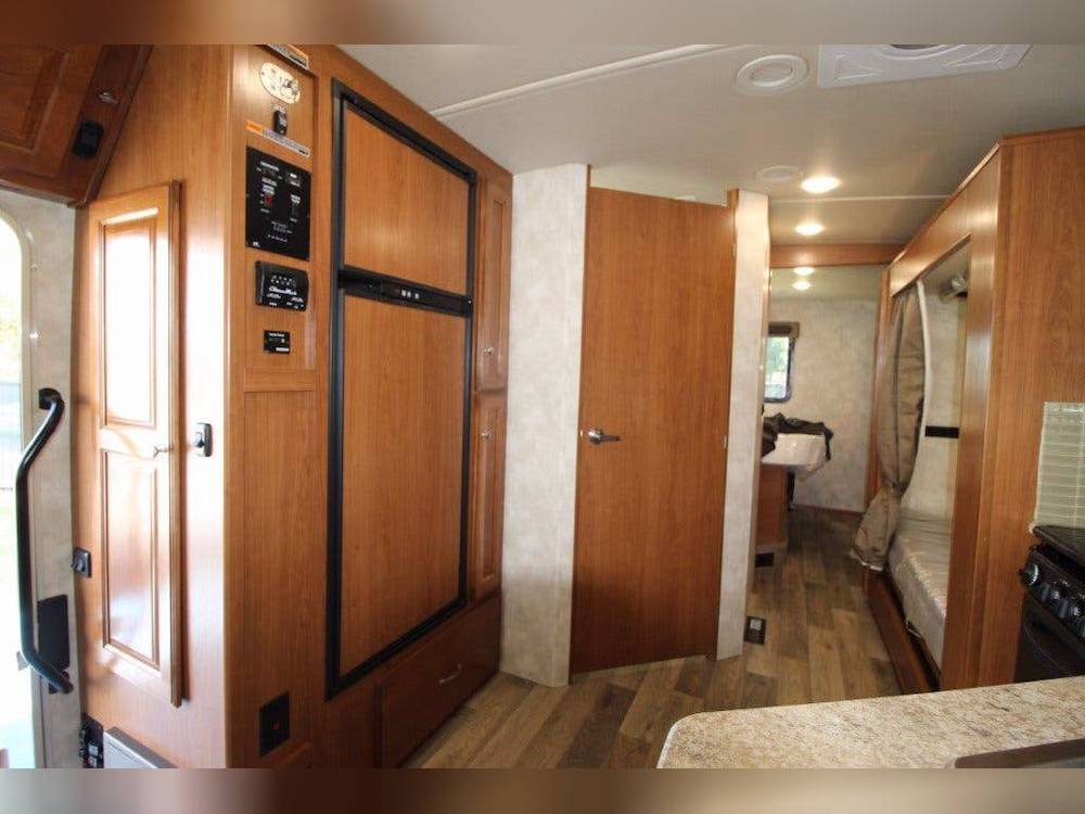 Interior of Winnebago Vista 31B RV